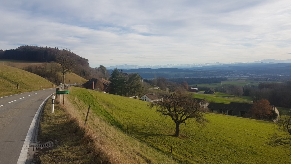 Thurgau, Alpine Panorama